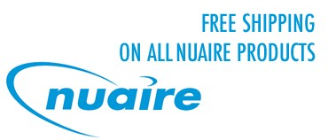 Full range of Nuaire products
